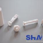 insert-molded plastic filters