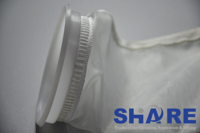 ultrasonic-welded plastic filter bags